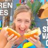 taco shop waffle cone